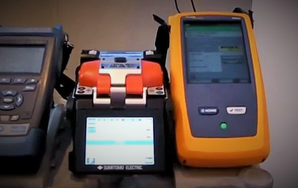 Fibre Testing Equipment