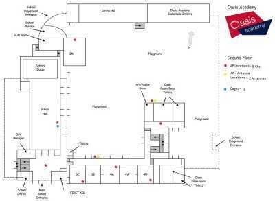 Fibre Optic Installation for Schools, Academies and Universities
