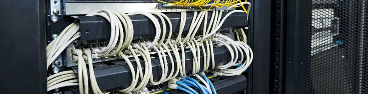 Structured Data Network Cabling